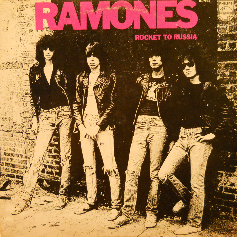 Rocket to russia - Ramones - (...