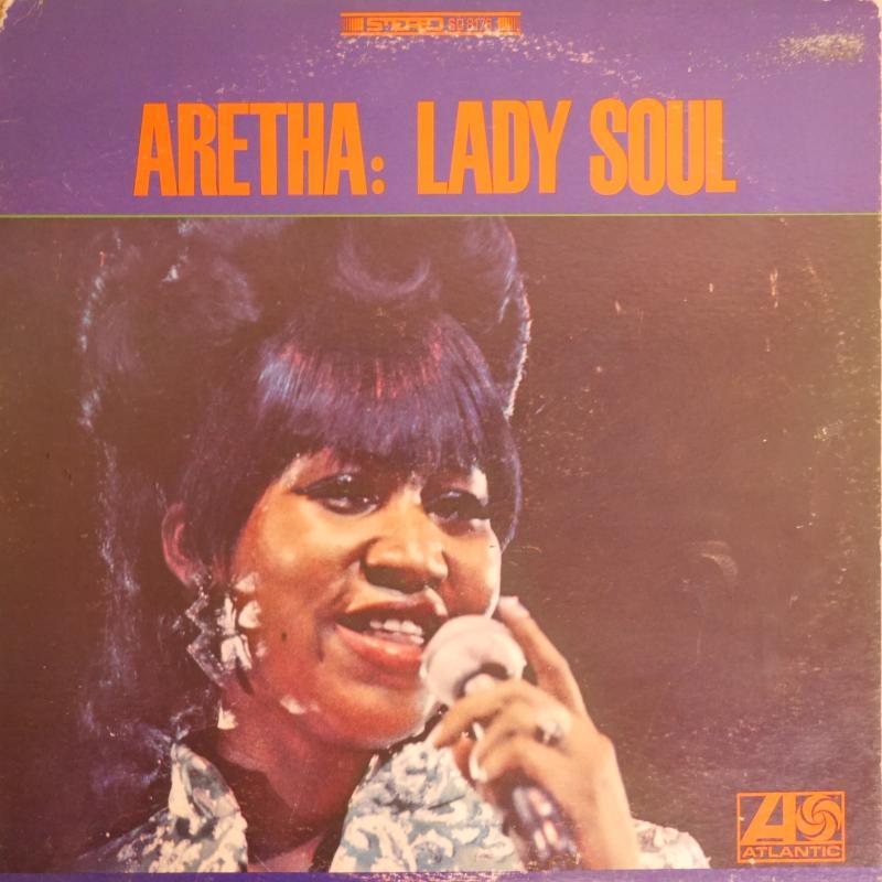 aretha franklin アリサ・フランクリン lady soul(1841bradway)