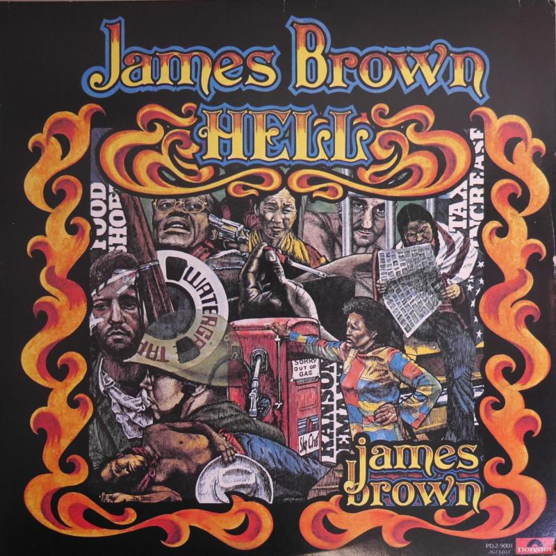 james brown ジェームズ ブラウン hell ヘル