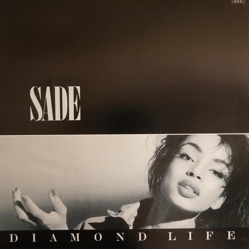 シャーデー sade diamond life ダイヤモンド・ライフ